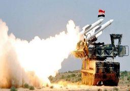 سوریه حمله موشکی به فرودگاه نظامی الضبعه را دفع کرد