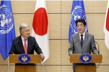 ژاپن خواستار حفظ تحریمها علیه کره شمالی شد