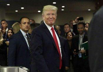 دومین پیشنهاد بیشرمانه دونالد ترامپ به یک بازیگر زن لو رفت + عکس