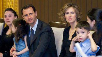 همسر بشار اسد به سرطان سینه مبتلا شد