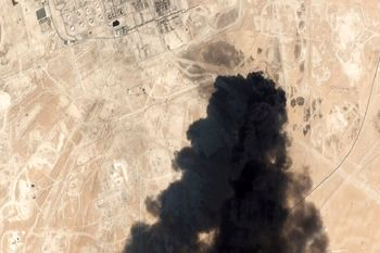 پیامدهای حمله به آرامکو؛ بالاترین میزان افزایش قیمت نفت در یک روز