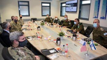 رایزنیِ نظامیِ آمریکاواسرائیل درباره ایران