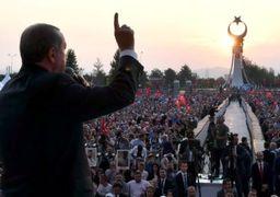 ترکیه با اردوغان به اتحادیه اروپا نمی رسد