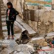 گزارش تصویری از دست وپنجه نرم کردن مردم اهواز با بیآبی