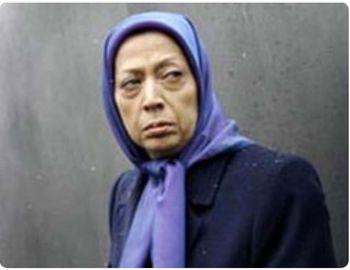 «مریم رجوی» مبتلا به سرطان است