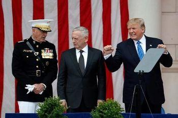 سوء قصد سرباز آمریکایی به جان ترامپ و ماتیس
