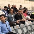 کارگردان مشهور سینما در میان تماشاگران پرسپولیس +عکس