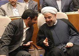 گلایه ضرغامی از در دسترس نبودن روحانی/ خاطره ای از خوابیدن احمدی نژاد در کف هواپیما