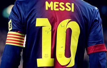 فوتبالیست ایرانی نام لیونل مسی را روی بدنش خالکوبی کرد! +عکس