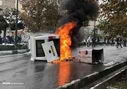 تاکتیک آمریکایی «حملات خوشهای غیرمتمرکز» در ناآرامیهای ایران