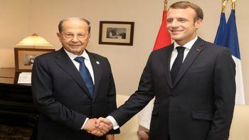 وعده های اقتصادی مکرون به لبنان بعد از انفجار مهیب بیروت
