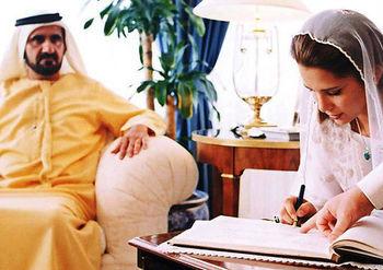 زوایای پنهان و جدیدی از زندگی همسر فراری حاکم دبی +عکس