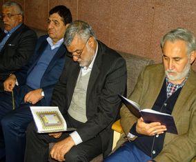 تصاویر مراسم ترحیم پدر صفدر حسینی با حضور سید محمد خاتمی و مسئولان کشوری