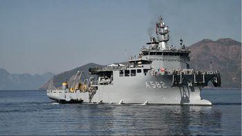چاووشاوغلو: بدون ما هیچکاری در مدیترانه ممکن نیست؛ بزرگترین رزمایش دریایی تاریخ ترکیه برگزار شد