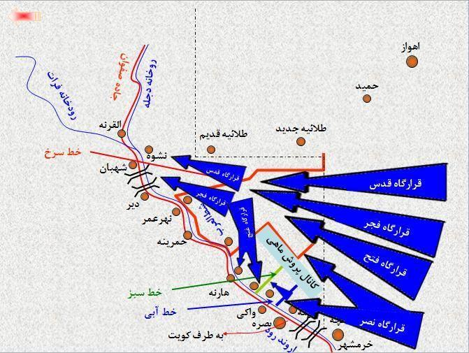 اولین عملیان رزمندگان ایرانی در خاک رژیم بعث/ بزرگترین نبرد زمینی جهان پس از جنگ جهانی دوم چگونه رقم خورد؟