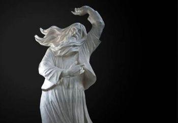 همه چیز درباره مجسمه ۴ و نیم متری مولانا