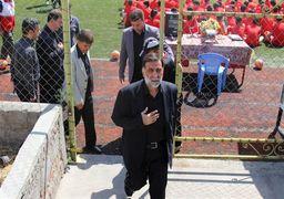 کودتای بازیکنان تراکتور علیه سردار