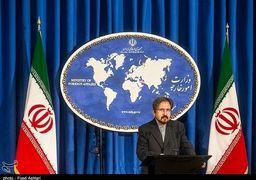 واکنش سخنگوی وزارت امور خارجه به شایعه دیدار ظریف و تیلرسون