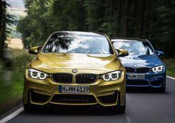 قیمت انواع خودروی BMW در بازار + جدول