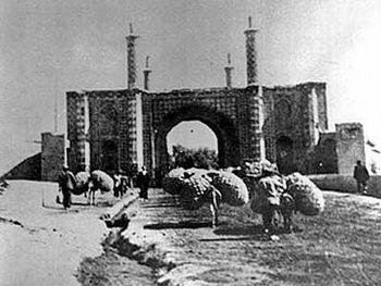 نگاهی به تاریخ صنعت و بازرگانی در ایران