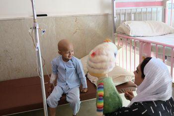 روش جدید کمک به کودکان سرطانی محک