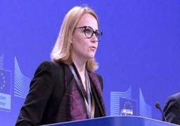 سخنگوی موگرینی: تا زمانی که ایران به تعهدات خود پایبند است برجام باید ادامه یابد