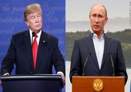دیدار کوتاه پوتین و ترامپ در حاشیه نشست G20