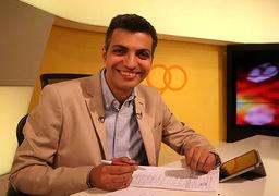 واکنش رضا رشیدپور به عدم پخش برنامه 90 +فیلم