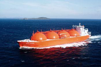 چین تا سال 2040 از قطر گاز میخرد