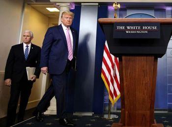 شایعه احتمال ضربه آخر ترامپ به ایران در روزهای پایانی حضور در کاخ سفید
