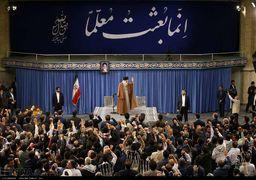تصاویر دیدار معلمان و فرهنگیان با رهبر انقلاب