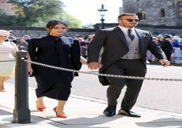 واکنش دیوید بکام به تولد همسرش +عکس