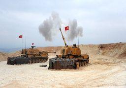 شهر «تلابیض» تحت کنترل نیروهای ترکیه درآمد
