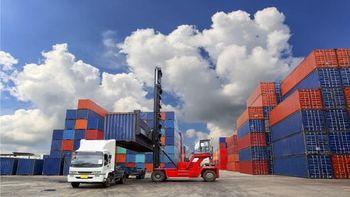 حجم تجارت خارجی 7 ماهه سال 99