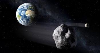 شایعه نابودی زمین در همین جمعه و با یک سیارک
