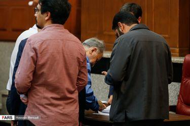 نجفی / آخرین جلسه رسیدگی به پرونده قتل «میترا استاد»