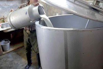افزایش قیمت شیرخام