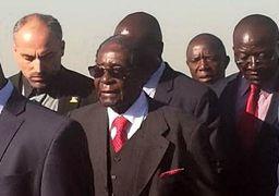 رابرت موگابه درگذشت +عکس