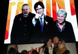 پیروزی جدایی طلبان در انتخابات کاتالونیا