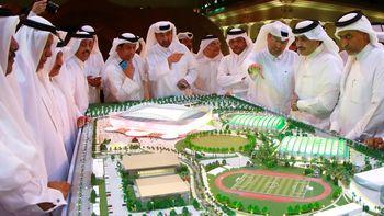 توطئه بزرگ کشورهای عربی علیه میزبانی قطر در جام جهانی