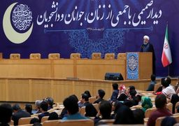 روحانی : آمریکا در طرح ترغیب ایران برای خروج از برجام شکست خورد