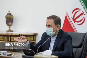 قول جهانگیری برای اقدامات لازم دولت جهت خرید و انتقال واکسن کرونا به ایران