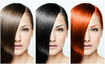 روش های انتخاب بهترین رنگ مو متناسب با چهره