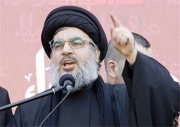 اعلام آمادگی سیدحسن نصرالله برای حمله به تاسیسات نفت و گاز اسرائیل
