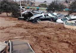 وزیر اطلاعات عازم شیراز شد/تلفات سیلاب شیراز افزایش یافت
