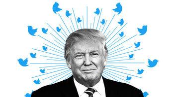 درخواست تعلیق اکانت توئیتر ترامپ