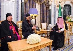 هدیه «استثنایی» پادشاه عربستان به اسقف مارونیهای لبنان