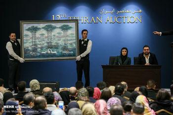 حراج تهران ۳۱.۷ میلیاردی شد