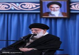 تصاویری از دیدار میهمانان اجلاس بینالمللی وحدت اسلامی با رهبر انقلاب