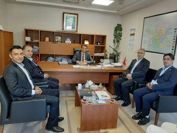 ایجاد نمایندگی انحصاری یک شرکت حمل و نقل ریلی ایرانی در ترکیه